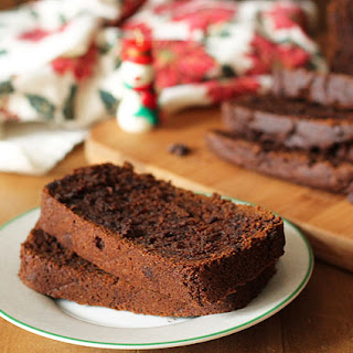 Vegan Gluten Free Gingerbread Loaf Recipe