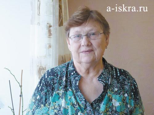 Раиса Галеева, председатель ТСЖ дома № 16 по ул. Октябрьской