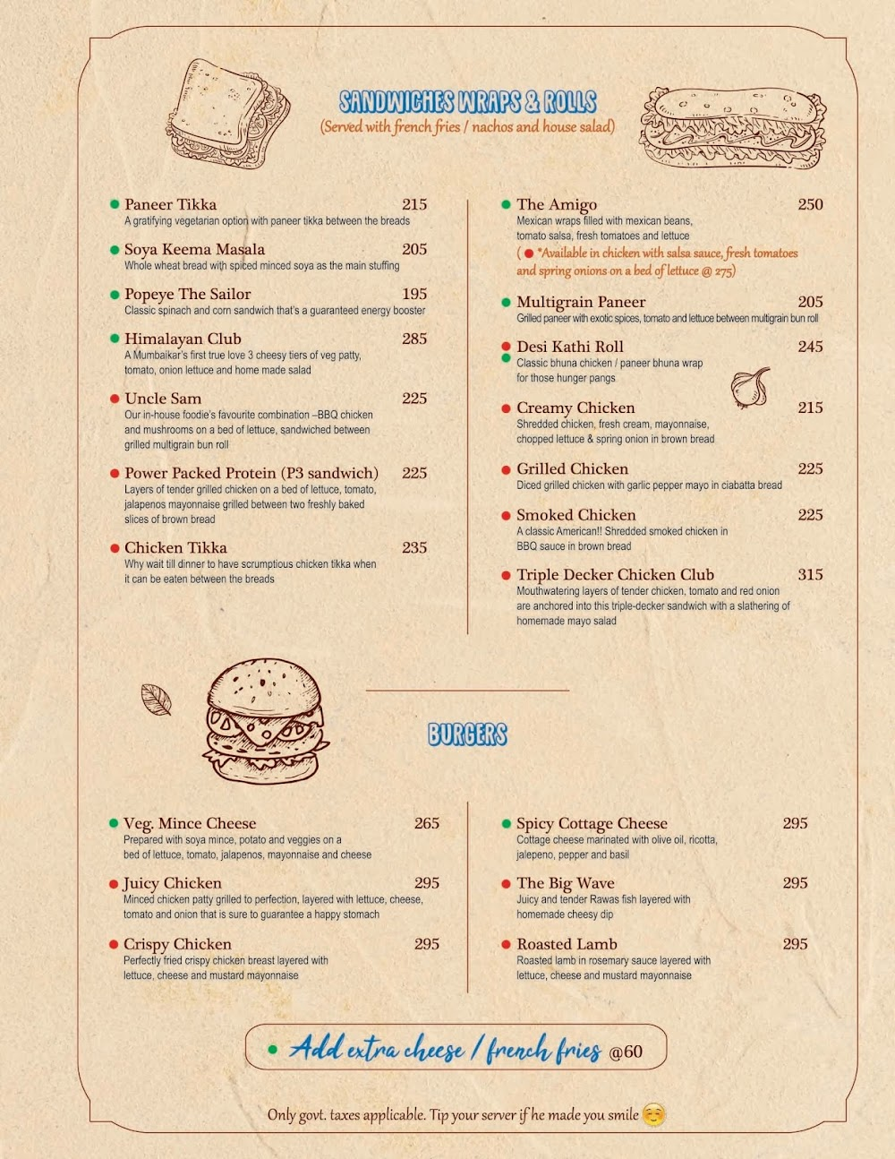 Chocolateria San Churro menu 14