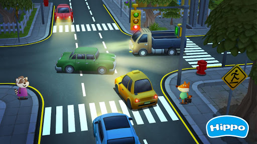 Professions for kids: Driver 3D apkmr screenshots 8