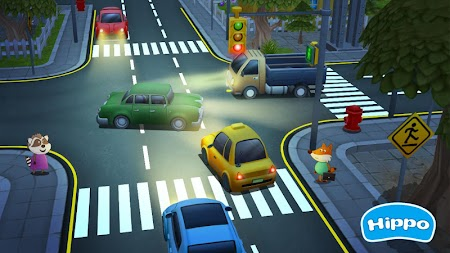 Professions for kids: Driver 3D APK screenshot thumbnail 8