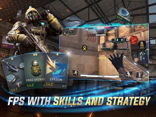 BlackShot M : Gears screenshot 10