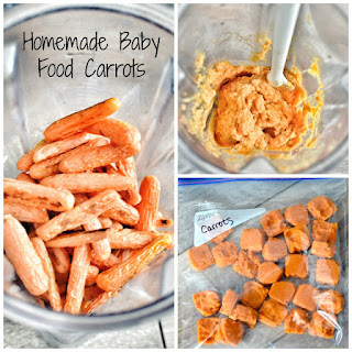 Baby Food Carrots
