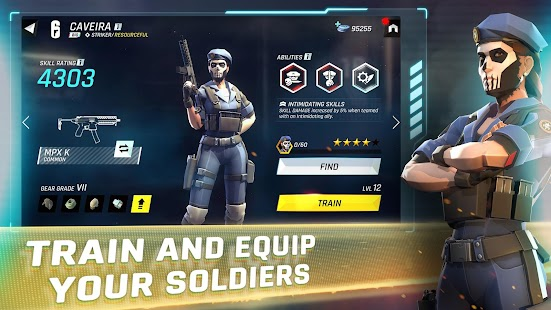 Tom Clancy's Elite Squad - Military RPG Screenshot