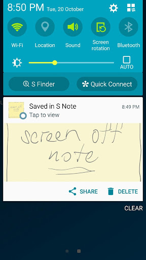 Screen Off Memo Pro