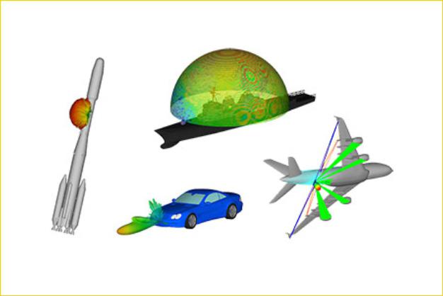 ANSYS - Моделирование различных высокочастотных устройств