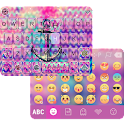 Anchor Galaxy Emoji Keyboard icon