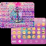 Anchor Galaxy Emoji Keyboard Icon