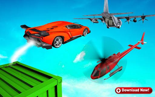 Mega Stunt Car Race Game - Free Games 2020 3.4 screenshots 23