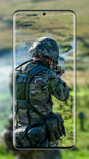 Download Army Wallpaper: hd background For PC Windows and Mac apk screenshot 4