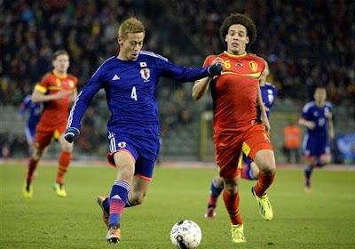 Keisuke Honda à l'essai à Vitesse Arnhem aux Pays-Bas