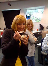 Photo: KVUE got a visit from the kind people at Blue Bell. Anchor/reporter Jessica Vess loved hers!