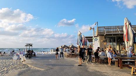 Travel Tuesday, walking in Jaffa and Tel Aviv in Israel visit, along the boardwalk of Jerusalem Beach up to Old Tel Aviv Port Area