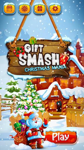 Gift Smash - Manie de Noël  captures d'écran 1