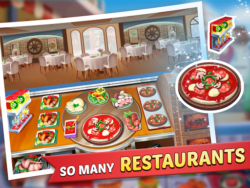 Kitchen Craze: Madness of Free Cooking Games City  screenshots 20
