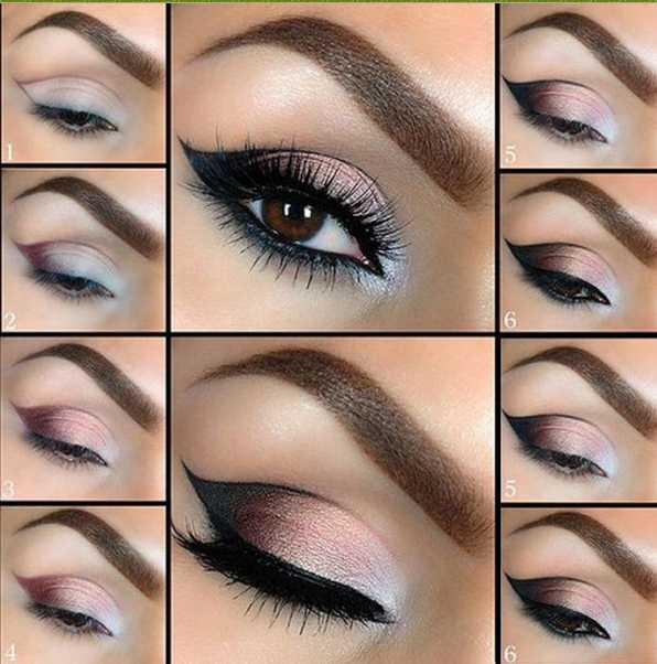 Estremamente Occhi Make up tutorial - App Android su Google Play FD21