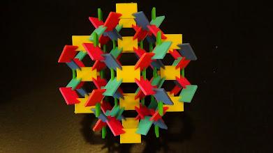 Photo: Connected rectangles, by Tom Verhoeff and Bart Van Overbeeke