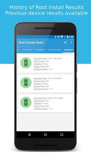 Root Checker  screenshots 7
