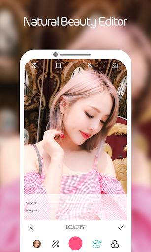 HD Beauty Selfie - Sweet cam Selfie Camera Editor 1.4 screenshots 2