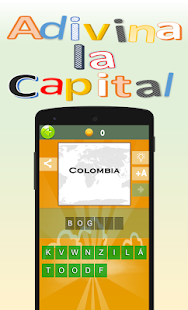 Adivina la Capital Screenshot