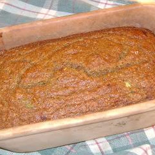 Whole Wheat and Honey Zucchini Bread and Muffins