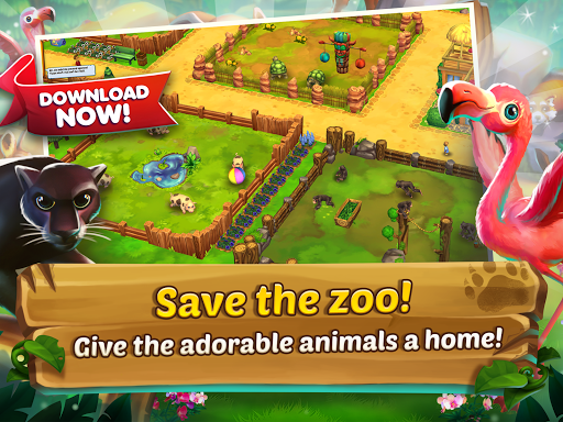 Zoo 2: Animal Park filehippodl screenshot 6