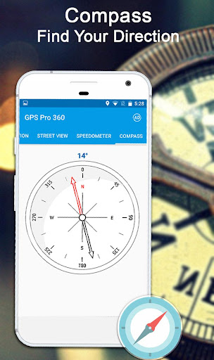 GPS Navigation: GPS Route, Live Maps & Street View 1.1.1 screenshots 8