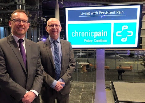 AM highlights chronic pain support
