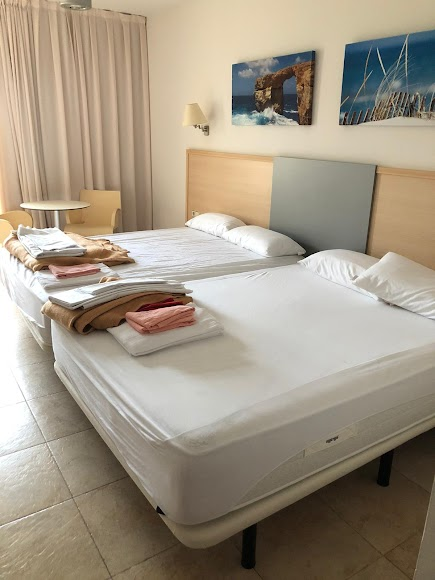 La empresa hotelera es la primera en acoger a estas familias en Andalucía.