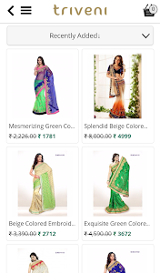 Triveni Ethnics Shopping App screenshot 5