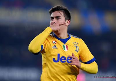 Dybala redt Juventus van duur puntenverlies