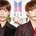 BTS Photo puzzle icon