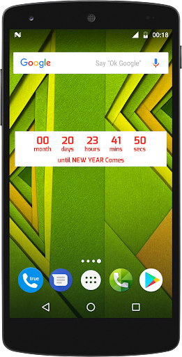 Countdown Happy New Year screenshot
