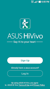 HiVivo for ASUS VivoWatch- screenshot thumbnail