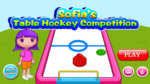 Sofia table hockey competition