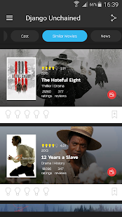 itcher Recommendations - TV Show & Movie Suggester- screenshot thumbnail