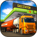 Oil Tanker Truck Driver 3D - Free Truck Games 2019 icon