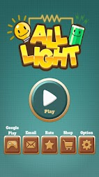 All Light : Bulb Connect Puzzle Game APK screenshot thumbnail 1