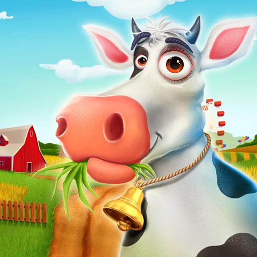 Big Little Village Farm - Harvest Offline Game
