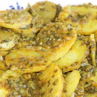 Maharashtrian Aloo Bhujne Recipe (Potato Stir Fry).