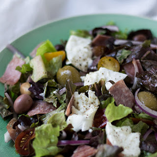 Salami And Cheese Salad Recipes