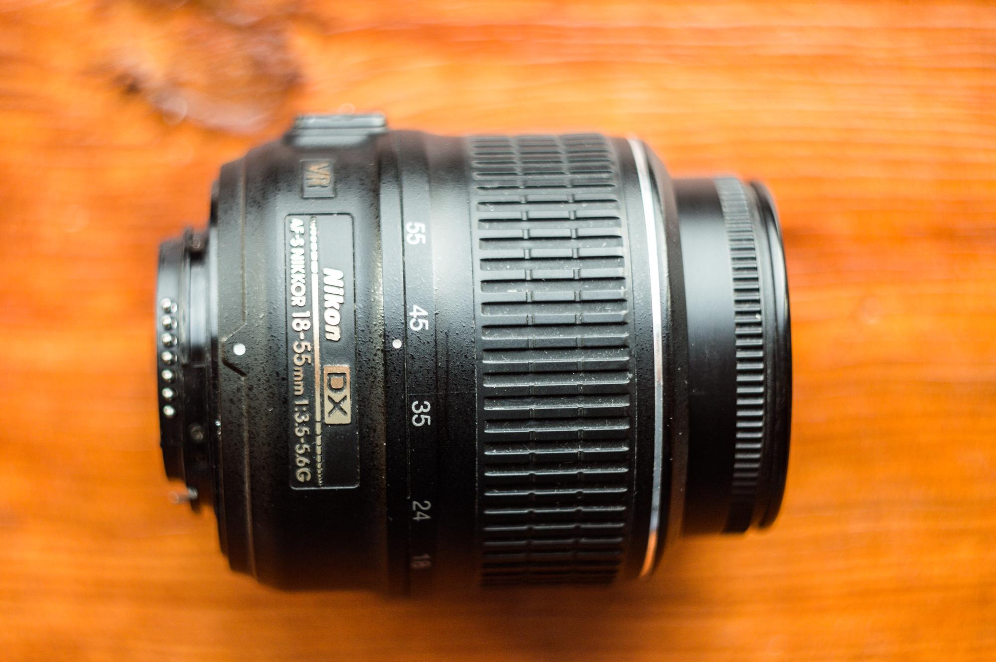 Nikon 18-55