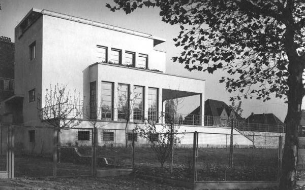 בניין מגורים ברלין שנות ה 30'