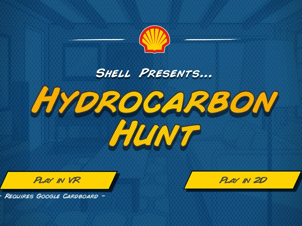 Hydrocarbon Hunt- screenshot