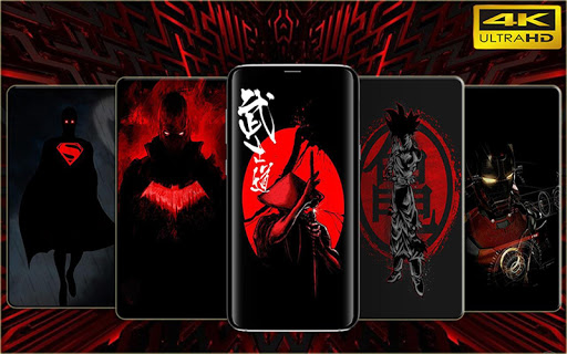 44+ Trend 4K Red Wallpaper For Mobile