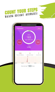 Pedometer 2018: Step Counter & Heart Rate Monitor