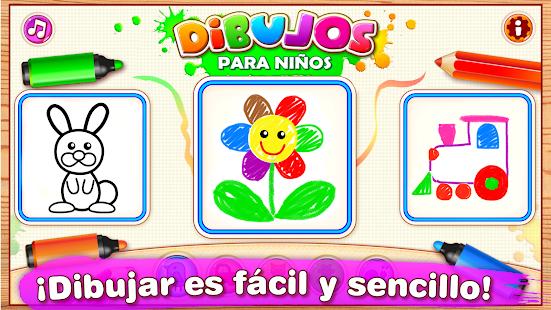 Dibujos Para Colorear Juegos Educativos Para Ninos Apps En