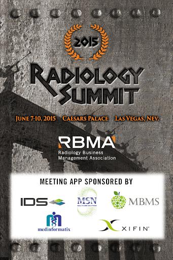 Radiology Summit