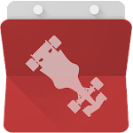 Fórmula Calendario 2015 PRO Icon