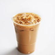 French Vanilla Ice Coffee
